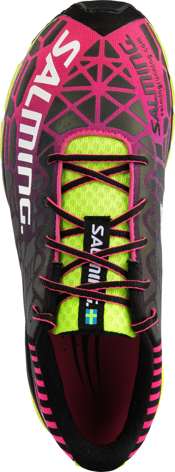 Salming W's Speed 6 6 6 Shoes Fluo Sosa/Flou Gul e64d66